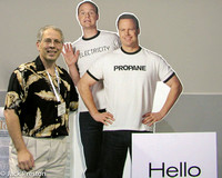 Jack Preston w/Propane guys